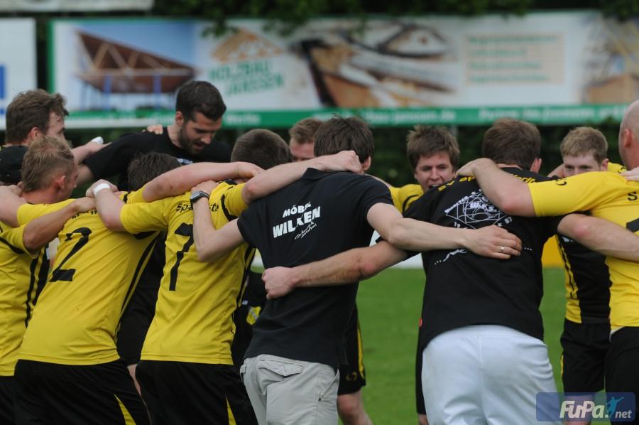 Sparta Gewinn gegen Spelle