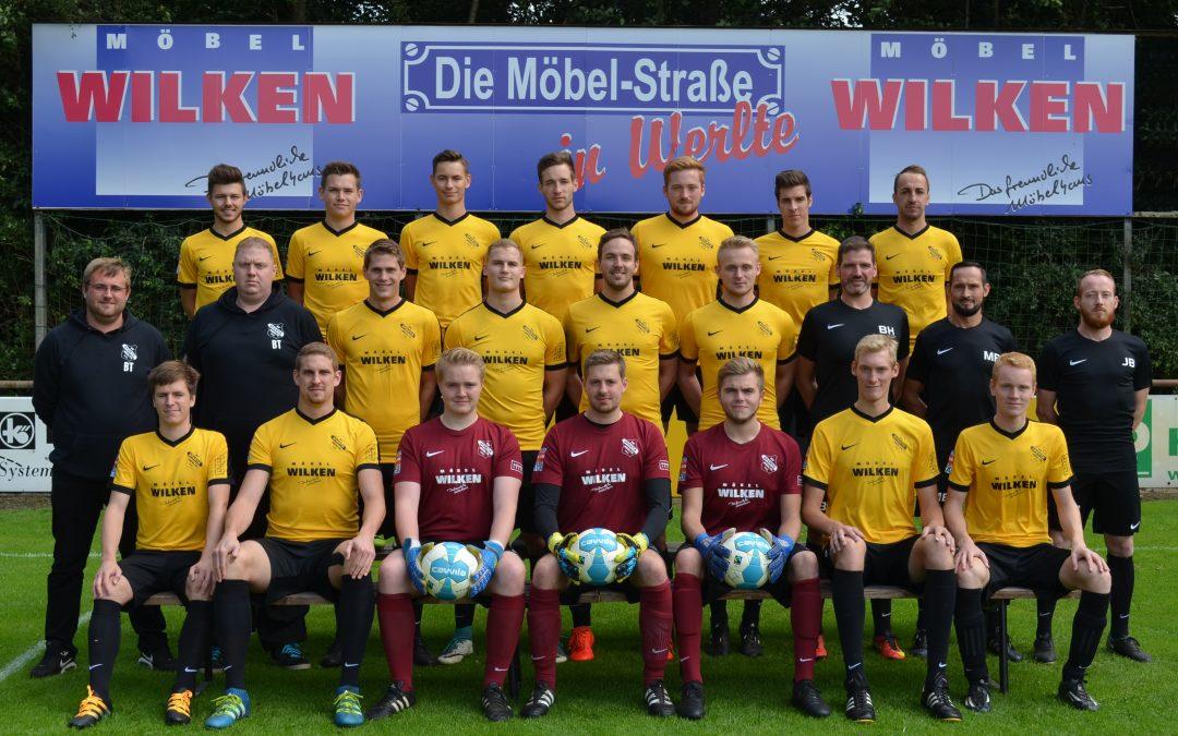 Wi bünd weer dor! – Aufstieg Bezirksliga 2017/18