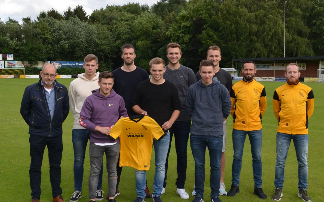 1. Herren – Neuzugänge Saison 2018/19